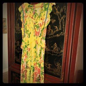 Tracy Reese Maxi Dress